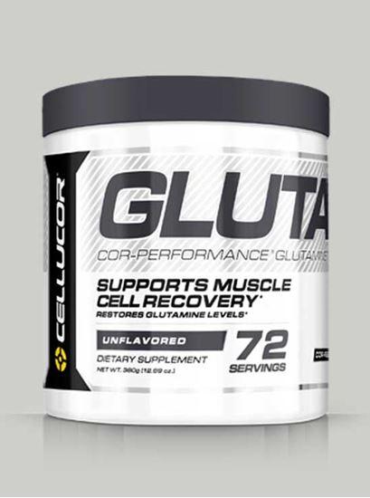 گلوتامین سلوکور | glutamine cellucor