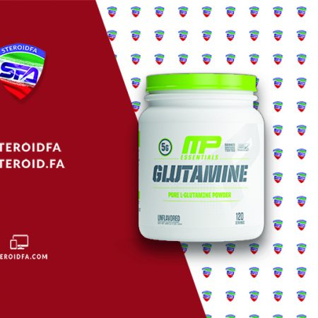 گلوتامین ماسل فارم گلوتامین ام پی glutamine mp