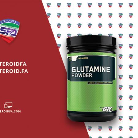 گلوتامین اپتیموم | GLUTAMINE POWDER OPTIMUM NUTRITION