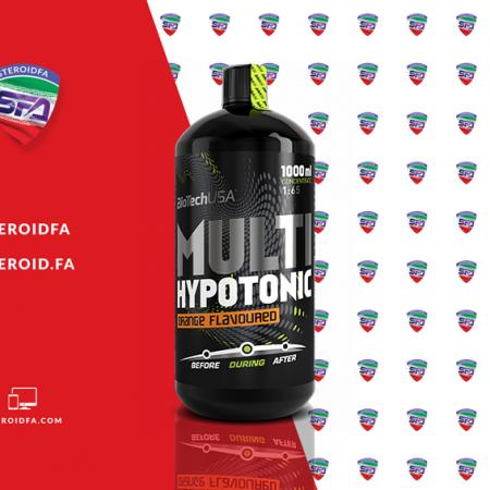 نوشیدنی ورزشی مولتی هایپو تونیک بایوتک | Multi Hypotonic Biotech