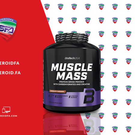 گینر ماسل مس بایوتک |  MUSCLE MASS BIOTECH